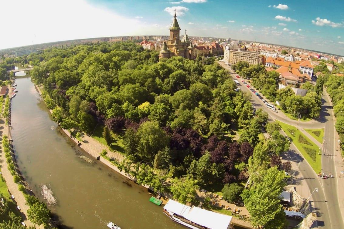 Timișoara: a pequena Viena da Romênia