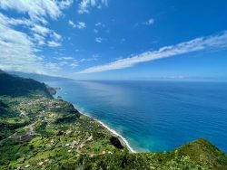 Madeira, paradisul portughez din Atlantic